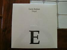 LUCIO BATTISTI HEGEL VINILE SONY MUSIC 88985308951 NUOVO SIGILLATO