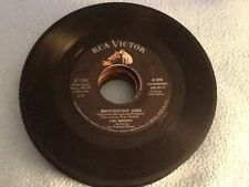 THE BROWNS : BRIGHTEN THE CORNER WHERE YOU ARE/  WHIFFENPOOF SONG   45 RPM