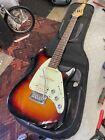 Alvarez Classic Custom 90s Sunburst w/ Fender case - Nice! for sale