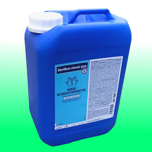 Sterillium® Classic Pure 5000ml Händedesinfektion 5L