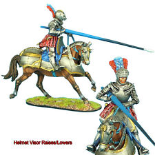 First Legion: REN033 French Mounted Knight with Lance #1