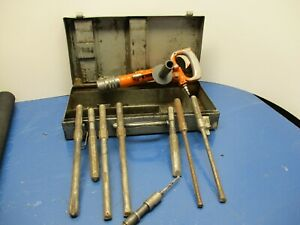 Chicago Pneumatic Rotary Hammer Horizontal Rock Drill CP-9