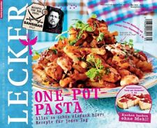Lecker - One Pot-Pasta  -   Mai  2015