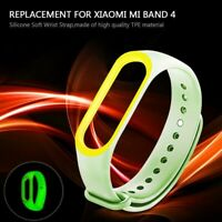For Xiaomi Mi Band 4 / Xiaomi Mi Band 3 Smart Wristband Fitness Luminous Strap