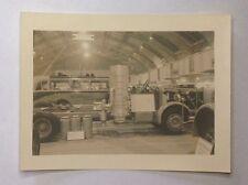 ✇ Originalfoto 1936 KRUPP LKW mit HOLZGAS - ANLAGE Automobilmesse Berlin