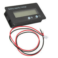 KQ_ AU_ FT- ALS_ NEW 12V Digital LCD Battery Car Lead-Acid Capacity Tester Voltm