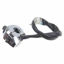 Handlebar Control Horn Switch Turn Signal Light Headlight for Honda Harley BMW