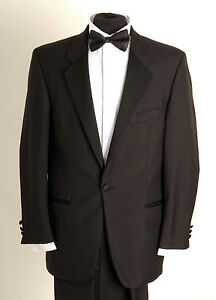 MENS FORMAL SINGLE BREASTED DINNER JACKET ONLY SIZES 34 36 38 BARGAIN PRICE