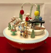 Exceptionally Rare 1950's Steinbach Mozart Minuet Music Box W/Thorens Movement