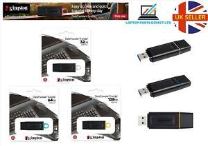 KINGSTON DATATRAVELER EXODIA 32GB 64GB 128GB USB 3.2 Gen 1 Flash Drive Pen Drive