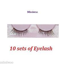 Mimi Collection Super Dollfie SD DD Obitsu 1/3 Bjd Doll Eyelash Black (10 Sets)