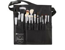 BH Cosmetics 18-Piece STUDIO PRO Brush Set w/Belt Case BNIP