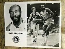 NATE THURMOND 1976 SPORTING NEWS PRESS PHOTO - CLEVELAND CAVALIERS