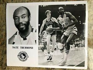 NATE THURMOND 1976 SPORTING NEWS PRESS PHOTO - CLEVELAND CAVALIERS