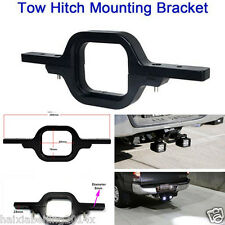 Car Off-Road Tow Hitch Mounting LED Bracket Backup Reverse Lights Stent Holder
