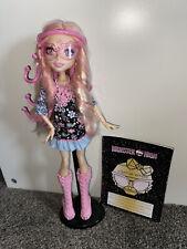 Monster High Puppe Licht Aus Grusel An