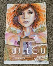 Willow Wonderland Tpb New Dark Horse Buffy the Vampire Slayer Comics