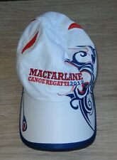 eVintage Outrigger Canoe Club OCC JULY 4, 2012 MacFarlane Regatta Hat