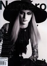Numero Magazine #139 fashion women JULIA NOBIS - NUIT
