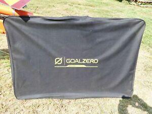 Goal Zero Boulder 200 Solar Briefcase Panel for Yeti Portable Power Stations