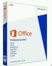 Microsoft office professional 2013 version 32/64 bit -Microsoft download