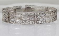 Sehr schönes altes Armband aus Silber 835