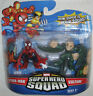Spider-Man & Vulture 2-pack Marvel Super Hero Squad figure set Avengers X-Men