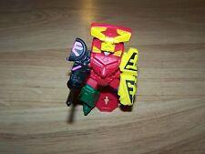 Disney Power Rangers Megazord Samurai McDonald's PVC Toy Action Figure #5 2011