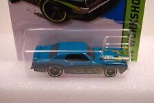 Hot Wheels 2014 '69 Mercury Cougar Eliminator #219/250