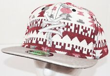 ZOO YORK HAT - REPEATING MOTIF DESIGN ADULT ONE SIZE ADJUSTABLE CAP NEW