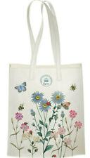 Royal Botanic Kew Gardens Meadow Bugs 100% Cotton Shoulder / Shopping Bag