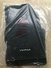 2018 Nissan Versa Carpet Floor Mats Genuine 4 pc. Gray pn 999E244100