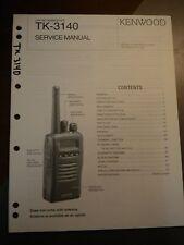 Kenwood TK-3140 Service Manual