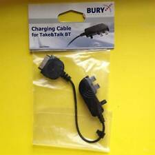 Bury System 8 Cable iPhone 4S,4,3GS,3G,2G,1 (THB Bluetooth Cradle Charging Lead)