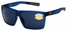 Costa Del Mar Rincon Sunglasses RIN-177-OGP Matte Atlantic Blue | Gray 580P Pola