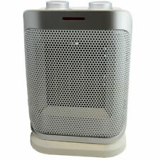 andily Oscillating Ceramic Space Heater and Fan for Home and Office