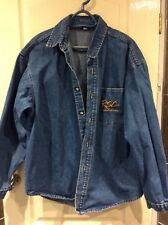 Rare Royal Shakespeare Company Denim shirt/jacket size L
