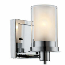 Polished Chrome Juno Series 1 Light Bath & Wall Fixture: 73465