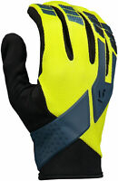 Scott Enduro Cycling Gloves Yellow Full Finger Mountain Bike Glove MTB Cycle