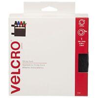 """VELCRO Brand - Sticky Back - 15' x 3/4"""" Tape - Navy"""