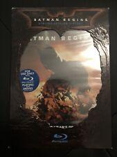 Batman Begins (Blu-Ray 2008, Limited Edition Gift Set)