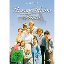 UNSERE KLEINE FARM S 8 - 6 DVD NEU MICHAEL LANDON,KAREN GRASSLE,MELISSA GILBERT