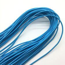 5yds Sky blue Trong Elastic Bungee Rope Shock Cord Tie Down DIY Jewelry Making