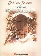 Christmas Favorites For Trombone-Music Book-Brand New On Sale Songbook-44 Songs