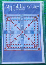 """Quilt Pattern: """"My Little Star"""" by Turnberry Lane"""