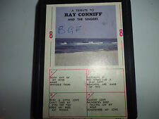 8 TRACK TAPE A TRIBUTE TO RAY CONNIFF AND THE SINGERS VOL 3