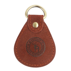 Tourbon Fly Fishing Flies Leather Pad Dryer Tool Patches