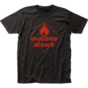 Massive Attack Blue Lines Trip Hip Hop House Electronic Music Band T Shirt MA01
