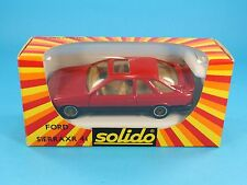 "Ps3-043 1/43 Solido N. 1201 CITROEN Visa ""total"" fondo Magazzino"