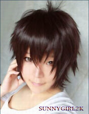 HOT SELL 16 colors new fashion short layered Party cosplay wig free shipping